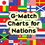 G-Match Charts for Nations