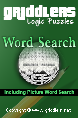 Griddlers Word Search Vol.1