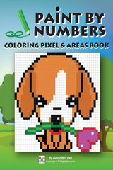 iGridd Books - Griddlers, Nonograms, Picross puzzles. Download PDF and print - Paint By Numbers Vol. 1