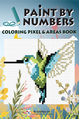 iGridd Books - Griddlers, Nonograms, Picross puzzles. Download PDF and print - Paint By Numbers Vol. 2