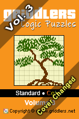 iGridd Books - Griddlers, Nonograms, Picross puzzles. Download PDF and print - Standard - Color, Vol. 3