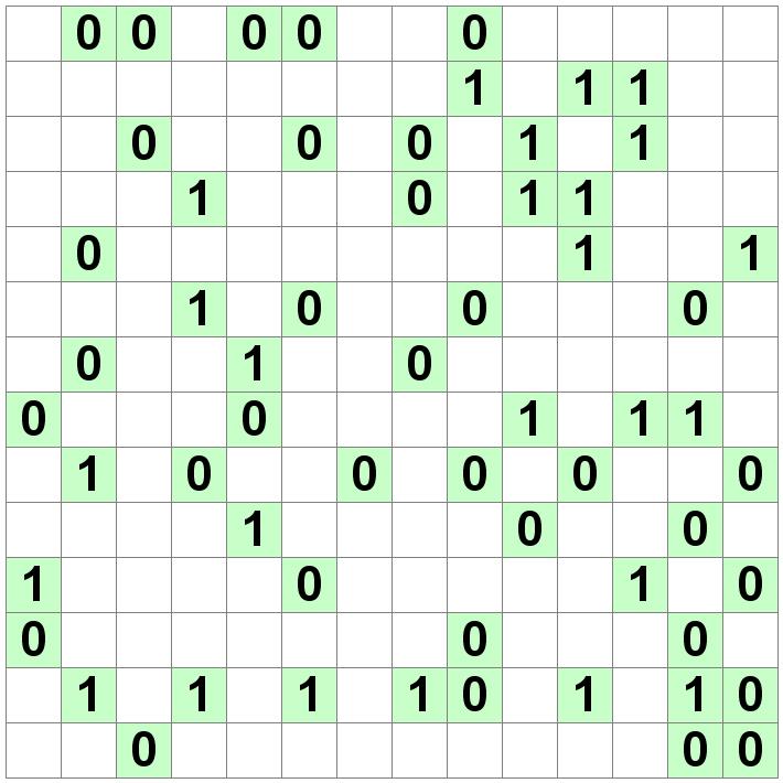 Number Logic Puzzles - Griddlers.net