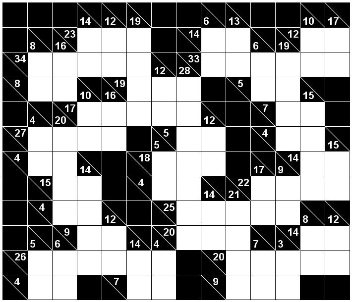 photo regarding Kakuro Printable titled Kakuro Puzzle Cheat Sheet Printable Pdf Obtain - Resume